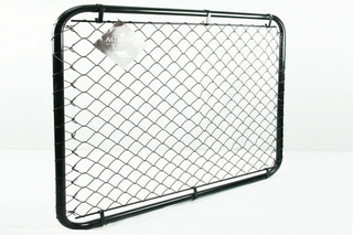 Galvanized Chain Link Mesh Infill Farm Gate