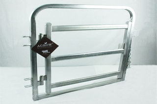 Galvanized Weld Steel Corral Gate